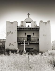 Old Zuni Mission, New Mexico