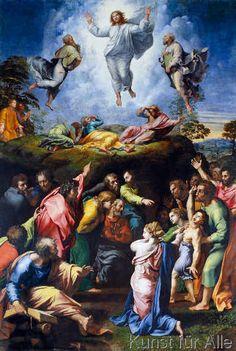 Raffael - The Transfiguration