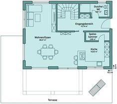 Talbau-Haus 112 Floorplan 1