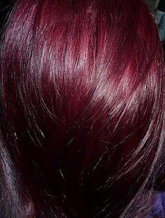 red purple hair – LOVE this color! this would look so good as low lights in blac… - All For Hair Color Trending Red Purple Hair, Burgundy Hair, Violet Hair, Brown Hair, Plum Hair, Dark Hair, Mahogany Hair, Color Del Pelo, Latest Hair Color