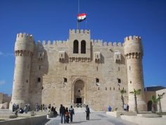Egypt Lovers: Qaitbay Castle