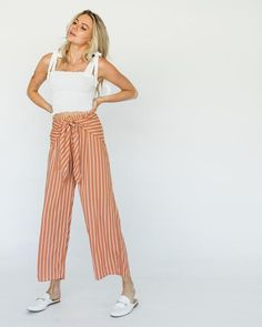 *Blurred Lines Pants - Luca + Grae