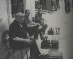 Fotos antiguas: Gente de Murcia.