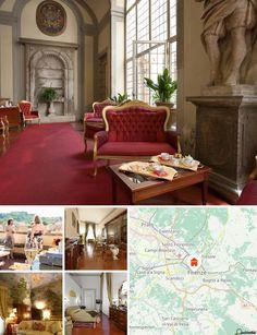 Este hotel goza de una ubicación extraordinaria en el corazón del ajetreado barrio medieval de San Frediano, a solo 5 minutos a pie del Ponte Vecchio (puente viejo) y del mejor distrito comercial de la ciudad, todo ello en el centro histórico de Florencia. En un radio de 500 m encontrará restaurantes, bares y lugares para salir por la noche, así como tiendas y paradas de transporte público. La galería Uffizi dista 800 m, mientras que el Duomo y la Galería de la Academia quedan a 900 m y 1 km…