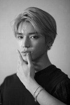 Taeyong - Dicon Magazine: NCT 127 and City of Angel - Photoshoot Nct 127, Nct Taeyong, Winwin, Kai Exo, Johnny Seo, Daniel Henney, Avicii, Boys Over Flowers, Flower Boys
