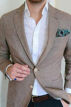 How to wear suits for men, Suit combinations.. #mens  #fashion #style