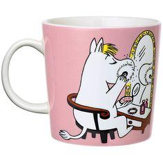 Buy Finland Arabia 'Snorkmaiden' Moomin Mug Online at johnlewis.com