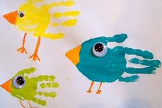 Educação Infantil em Foco!!: ARTES COM AS MÃOS E COM OS PÉS