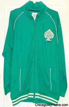 Ecko Mens Green Full Zipper Royal Flush Pocket  Long Sleeve Track Jacket XXL #ECKO #TrackJacket