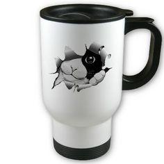 Cute coffee mug.  The Incensewoman