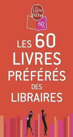 Les 60 livres préférés des libraires