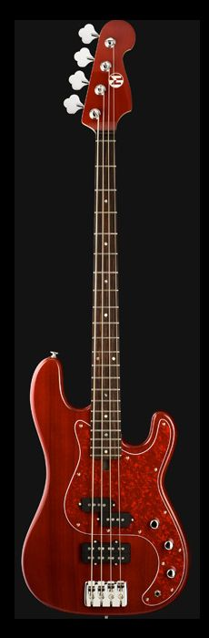 MARUSZCZYK 'Jake' Bass. - Oddly the same colors and tone as the 'Stem of Shame'....which shold be close by...K