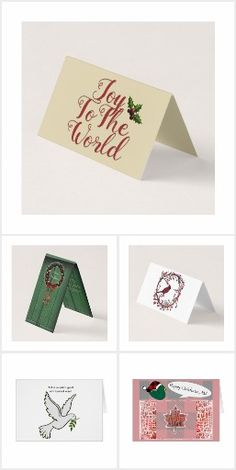 Meaningful Messages Christmas Cards