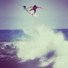 OAM flying high