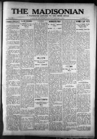 Chronicling America, historic newspapers from the Library of Congress #gentipjar #genealogy #newspapers