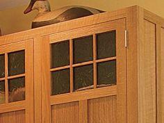 Craftsman Style Kitchen Cabinets | Craftsman Style Kitchen Cabinets    Readeru0027s Gallery   Fine Woodworking