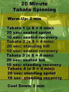 Spin Bike Workouts, Tabata Workouts, Interval Training, Weekly Workouts, Race Training, Strength Training, Velo Spinning, Spin Class Routine, Bike Trainer