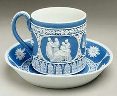 Wedgewood Teacup and Saucer