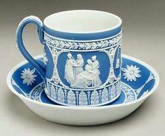 Wedgewood Teacup and Saucer