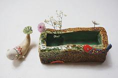 하늘빚다 사각수반 : 네이버 블로그 Ceramic Boxes, Pottery Vase, Kids House, Form, Basket, Flowers, Crafts, Bowls, Blog