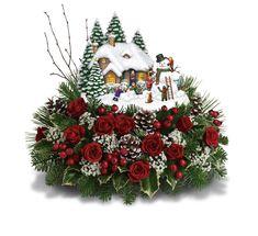 Christmas Flower Arrangements, Christmas Flowers, Christmas Centerpieces, All Things Christmas, Floral Arrangements, Christmas Wreaths, Christmas Crafts, Christmas Decorations, Christmas Ideas