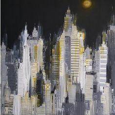 Midnight Skyline