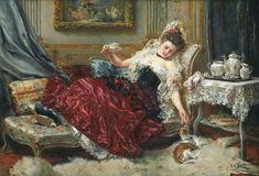 Эдуардо Леон Гарридо (Eduardo Leon Garrido), 1856-1906. Испания. Обсуждение на LiveInternet - Российский Сервис Онлайн-Дневников