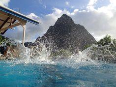 Loved having my own plunge pool