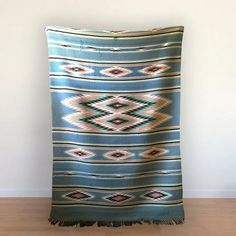 Vintage Southwestern Rug - 5' x 7' Handwoven Area Rug by ShopShopModern on Etsy https://www.etsy.com/listing/266326657/vintage-southwestern-rug-5-x-7-handwoven
