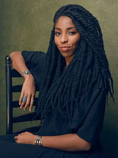 Get Hyped: The Daily Show's Jessica Williams Will Headline A Film Specifically Developed For Her Natural Hair Accessories, Natural Hair Styles, Marley Twist Hairstyles, Black Hairstyles, Wedding Hairstyles, Kinky Twist Styles, Pretty People, Beautiful People, Jessica Williams