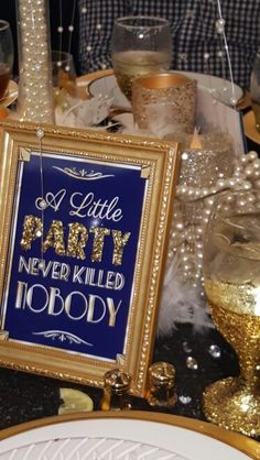 Gatsby More Great Gatsby Prom, Great Gatsby Themed Party, Gatsby Party, 30th Party, 30th Birthday Parties, Anniversary Parties, Roaring 20s Party, 1920s Party, Speakeasy Wedding