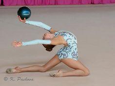 Rhythmic Gymnastics Leotard SOLD от kikkydesign на Etsy