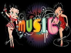Image result for Betty boop no drama allow