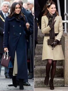 Royal Debuts! Comparing Meghan Markle and Kate Middleton's First Official Royal Appearances