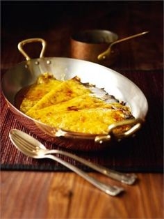 The Queen of Retro Desserts – Crepes Suzette – all #butter-y and orange-y from nigella.com