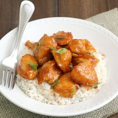 Sweet and Sour Chicken by Tracey's Culinary Adventures, via Flickr