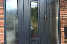 View UPVC and Aluminium windows, doors, & conservatories kent Aluminium Windows, Conservatories, South London, House Front, Front Doors, Home Decor, Doors, Entry Doors, Decoration Home