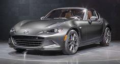 Mazda MX-5 RF Einführung Ausgabe Preis ab $ 33.850 Mazda Mazda MX-5 Mazda MX-5 / Miata Reports