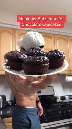 Healthy Dessert Recipes, Sweets Recipes, Healthy Baking, Healthy Desserts, Snack Recipes, Healthy Food, Fun Baking Recipes, Cooking Recipes, Paleo