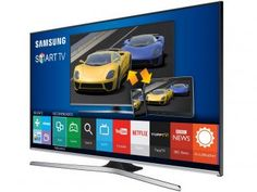 "Smart TV Gamer LED 55"" Samsung UN55J5500 - Full HD Conversor Integrado 3 HDMI 2 USB Wi-Fi"