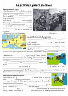 History: world war – centenary - Mary Martinez History Of Wine, French History, Canadian History, Modern History, Social Studies Resources, History Facts, Ancient History, Kids Learning, World War