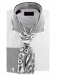 """Like"" this Steven Land men's dress shirt? Find this Steven Land dress shirt at…"