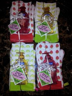 """""""Thank you for your helping hands"""" parent gifts by Kimara"""