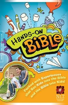 Love this Bible for my busy son!