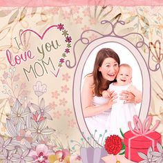 Awesome Mother's Day Pic Created by Paintle.com