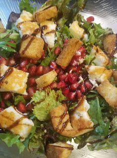 Σαλάτα ανάμεικτη !!! ~ ΜΑΓΕΙΡΙΚΗ ΚΑΙ ΣΥΝΤΑΓΕΣ 2 Allrecipes, Cobb Salad, Salads, Food, Christmas, Xmas, Essen, Navidad, Meals