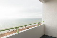 Marine Court St Leonards-on-Sea, East Sussex Refurbishment, Us Beaches, East Sussex, One Bedroom, Interior Architecture, Beach House, Restoration, Landscapes, Retail