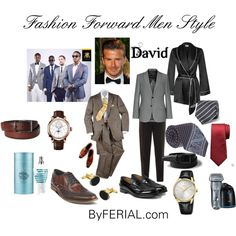 """Dressing Your Man"" by byferial on Polyvore"