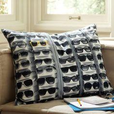 Sunglasses Photo Real Sham   PBteen