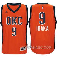http://www.jordanabc.com/serge-ibaka-oklahoma-city-thunder-9-201516-season-alternate-orange-jersey.html SERGE IBAKA OKLAHOMA CITY THUNDER #9 2015-16 SEASON ALTERNATE ORANGE JERSEY Only $69.00 , Free Shipping!